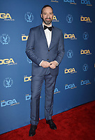 HOLLYWOOD, CA - FEBRUARY 02: Tony Hale attends the 71st Annual Directors Guild Of America Awards at The Ray Dolby Ballroom at Hollywood &amp; Highland Center on February 02, 2019 in Hollywood, California.<br /> CAP/ROT/TM<br /> &copy;TM/ROT/Capital Pictures
