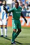 Malaga CF's Carlos Kameni during La Liga match. February 25,2017. (ALTERPHOTOS/Acero)