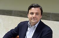 Roma, 29 Gennaio 2013.Presentazione candidati di.Scelta Civica con Monti per l'Italia.Carlo Calenda.Candidato Lazio 1