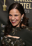 Lindsay Mendez attends the 33rd Annual Lucille Lortel Awards on May 6, 2018 in New York City.
