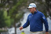 Graeme McDowell (NIR) heads down 10 during Round 3 of the Valero Texas Open, AT&T Oaks Course, TPC San Antonio, San Antonio, Texas, USA. 4/21/2018.<br /> Picture: Golffile | Ken Murray<br /> <br /> <br /> All photo usage must carry mandatory copyright credit (© Golffile | Ken Murray)