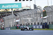 25th March 2018, Melbourne Grand Prix Circuit, Melbourne, Australia; Melbourne Formula One Grand Prix, race day; Lewis Hamilton of Great Britain driving the (44) Mercedes AMG Petronas F1 Team Mercedes WO9 finishes in 2nd place