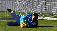 Hugo Lloris of Tottenham Hotspur before Crystal Palace vs Tottenham Hotspur, Premier League Football at Selhurst Park on 25th February 2018