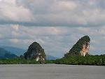 Khao Kanab Nam-Krabi River, Thailand