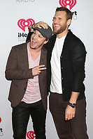 LOS ANGELES - JAN 17:  Gavin DeGraw and Brooks Laich at the 2020 iHeartRadio Podcast Awards at the iHeart Theater on January 17, 2020 in Burbank, CA