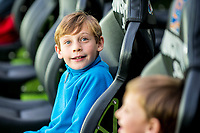 Tuesday 31 October 2017<br /> Swansea City Junior and Baby Jack event at the Liberty Stadium, Swansea, Wales, UK