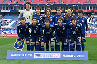 NASHVILLE, Tenn. (March 2, 2019) – Japan defeated Brazil 3-1 in the second match for both teams at the 2019 SheBelieves Cup.