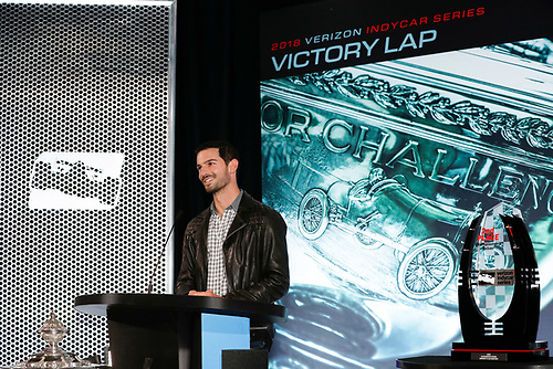 Alexander Rossi, 2nd place