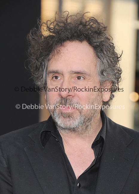 Tim Burton at The Warner Bros. L.A. Premiere of DARK SHADOWS held at The Grauman's Chinese Theatre in Hollywood, California on May 07,2012                                                                               © 2012 Hollywood Press Agency
