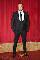 Duncan James<br /> arrives for the British Soap Awards 2016 at Hackney Empire, London.<br /> <br /> <br /> &copy;Ash Knotek  D3124  28/05/2016