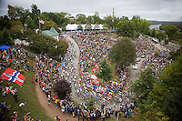Libby Hill<br /> <br /> Elite Men Road Race<br /> UCI Road World Championships Richmond 2015 / USA