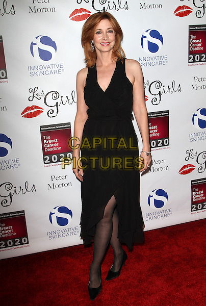 Sharon Lawrence.Les Girls Enticing 11th Annual Cabaret Event Held At Avalon, Hollywood, California, USA..October 17th, 2011.full length dress black.CAP/ADM/KB.©Kevan Brooks/AdMedia/Capital Pictures.