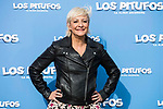 "Eva Hache attends to the presentation of the film ""Ls Pitufos"" in Madrid. March 14, 2017. (ALTERPHOTOS/Borja B.Hojas)"