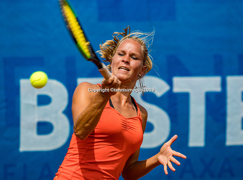 Zandvoort, Netherlands, 8 June, 2019, Tennis, Play-Offs Competition, Dominique Karregat (NED)<br />