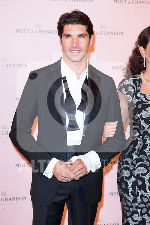 "Cayetano Rivera attends the ""Moon Night Party"" of Moët & Chandon at Casino in Madrid, Spain. September 17, 2014. (ALTERPHOTOS/Carlos Dafonte)"