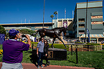 November 1, 2019:  Scenes from around the track on Future Stars Friday during the Breeders' Cup World Championships at Santa Anita Park in Arcadia, California on November 1, 2019. Scott Serio/Eclipse Sportswire/Breeders' Cup/CSM