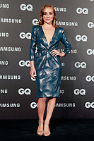 Angela Cremonte attends the 2017 'GQ Men of the Year' awards. November 16, 2017. (ALTERPHOTOS/Acero)