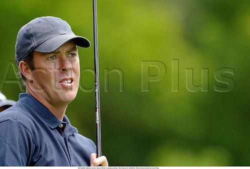 RICHARD GREEN (AUS), Volvo PGA Championship, Wentworth, 020523. Photo:Glyn Kirk/Action Plus...2002.golf golfers golfer.ball sports