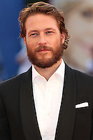 VENICE, ITALY - SEPTEMBER 04: Luke Bracey attends the premiere of 'Hacksaw Ridge' during the 73rd Venice Film Festival at Sala Grande on September 4, 2016 in Venice, Italy.<br /> CAP/GOL<br /> &copy;GOL/Capital Pictures /MediaPunch ***NORTH AND SOUTH AMERICAS ONLY***