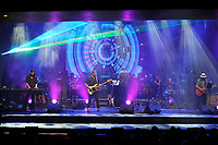 LONDON, ENGLAND - NOVEMBER 5: Magnus Martin, Niall Hone, Richard Chadwick and Dave Brock of 'Hawkwind' performing at The Palladium on November 5, 2018 in London, England.<br /> CAP/MAR<br /> &copy;MAR/Capital Pictures
