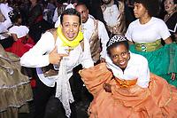 SÃO PAULO, SP, 01.12.2018 – CARNAVAL-SP – A Liga das Escolas de Samba de SP, comemora o dia Nacional do Samba com o lançamento do CD de Sambas de Enredo do Carnaval 2019, a escola de samba   Acadêmicos do Tucuruvi na Fábrica do Samba em São Paulo neste sábado, 01(Foto: Nelson Gariba/Brazil Photo Press)
