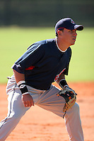 Cleveland Indians minor leaguer Asdrubal Cabrera during Spring Training at the Chain of Lakes Complex on March 17, 2007 in Winter Haven, Florida.  (Mike Janes/Four Seam Images)