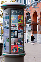 Morris collumn on Elgin street in..Ottawa, Capital of Canada....photo : (c)  Images Distribution..
