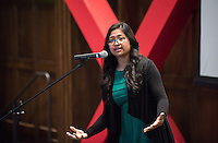 "Gaea Morales '18 talks about ""Will You Roll Down the Window?""<br />