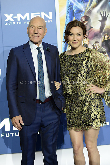 WWW.ACEPIXS.COM<br /> May 10, 2014 New York City<br /> <br /> Patrick Stewart and Sophie Alexandra Stewart  attending the 'X-Men: Days Of Future Past' world premiere at Jacob Javits Center onMay 10, 2014 in New York City.<br /> <br /> Please byline: Kristin Callahan<br /> <br /> ACEPIXS.COM<br /> <br /> Tel: (212) 243 8787 or (646) 769 0430<br /> e-mail: info@acepixs.com<br /> web: http://www.acepixs.com
