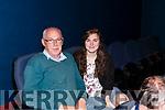 Tim & Loraine Nash from Lyreacrompane attending John Spillane in concert last Friday night at the Glorach Theatre Abbeyfeale.