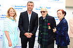 LOS ANGELES - MAY 15: Meg Thomas, Liev Schreiber, John Karen, Alba Francesca at The Actors Fund's Edwin Forrest Day celebration at a private residence on May 15, 2016 in Sherman Oaks, California