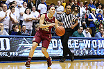 11 February 2016: Florida State's Brittany Brown. The Duke University Blue Devils hosted the Florida State University Seminoles at Cameron Indoor Stadium in Durham, North Carolina in a 2015-16 NCAA Division I Women's Basketball game. Florida State won the game 69-53.