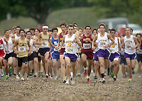 Indiana All-Catholic Cross Country Meet - Boys Varsity