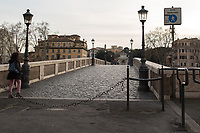 Ponte Sisto.<br />