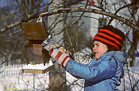 Bird Feeder Care