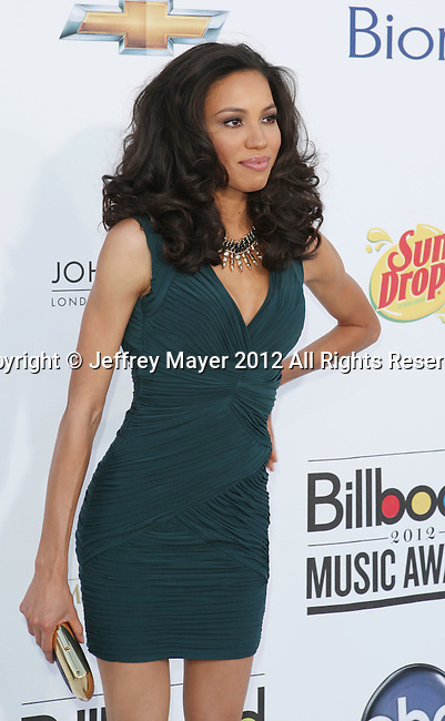 LAS VEGAS, CA - MAY 20: Jurnee Smollett  arrives at the 2012 Billboard Music Awards at MGM Grand on May 20, 2012 in Las Vegas, Nevada.