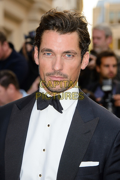 LONDON, ENGLAND - SEPTEMBER 02: David Gandy attends GQ Men Of The Year Awards at the Royal Opera House on September 02, 2014 in London, England. <br /> CAP/CJ<br /> &copy;Chris Joseph/Capital Pictures