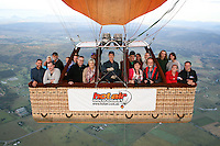 20160416 April 16 Hot Air Balloon Gold Coast