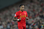 Nathaniel Clyne of Liverpool during the Premier League match at Anfield Stadium, Liverpool. Picture date: December 11th, 2016.Photo credit should read: Lynne Cameron/Sportimage