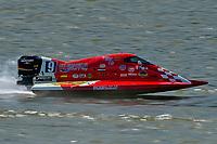 Jayme Durand (#9)   (F2 class/SST-120)