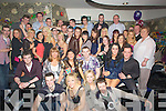KEY OF THE DOOR: Rebecca O'Carroll Caherslee Tralee whith her family and friends celebrated her 21st Birthday in Kirby's Brogue Inn, Tralee on Saturday night, ................................. ....
