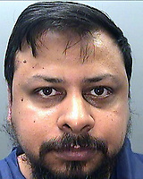 2017 11 20 Taxi driver Katar Ibm Shahin, jailed for rape, Swansea, Wales, UK