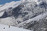 Toiyabe Range skiing