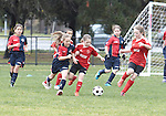 Eltham Redbacks Girls Soccer 2 June 2013