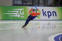SCHAATSEN: BERLIJN: Sportforum, 06-12-2013, Essent ISU World Cup, 500m Ladies Division A, Anice Das (NED), ©foto Martin de Jong
