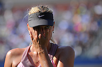 Maria Sharapova (RUS) .Flushing Meadows 7/9/2012 .Tennis Us Open Grande Slam.Foto Insidefoto / Virginie Bouyer / Panoramic.ITALY ONLY