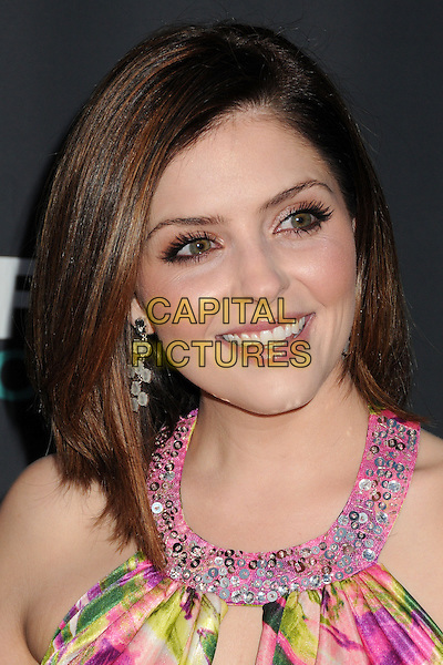 7 February 2014 - Universal City, California - Jen Lilley. 22nd Annual Movieguide Awards held at the Universal Hilton Hotel.  <br /> CAP/ADM/BP<br /> &copy;Byron Purvis/AdMedia/Capital Pictures