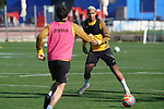 Getafe's Deyverson Da Silva during training session. May 19,2020.(ALTERPHOTOS/Acero)