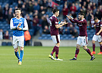 Hearts v St Johnstone 21.10.17