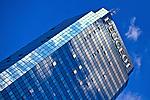 Nowoczesny biurowiec, Warszawa, Polska<br /> Modern office building, Warsaw, Poland
